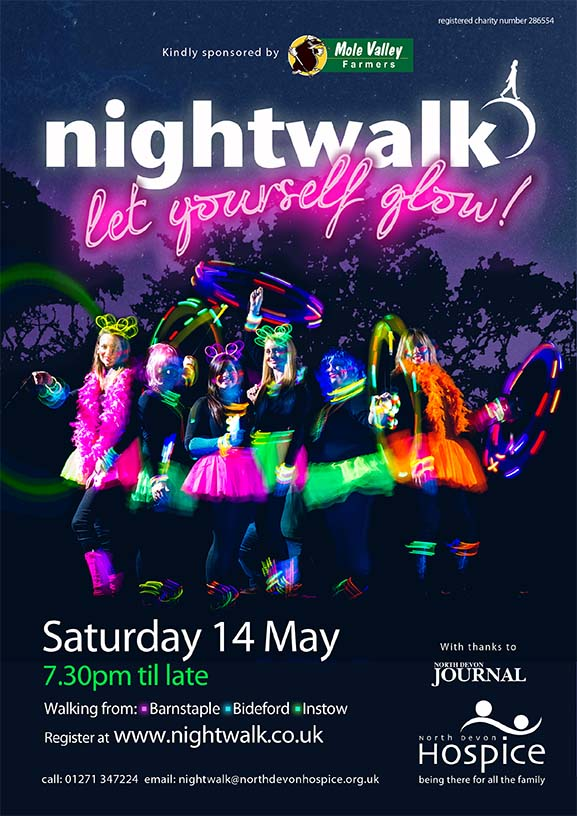 Nightwalk Poster 2016