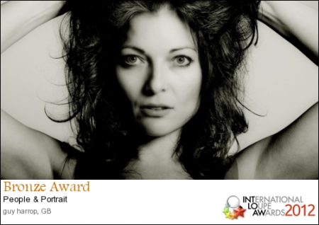 Photo by Guy Harrop. International awards 2012