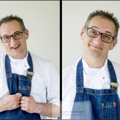 cornwall chef portrait © Guy Harrop 2021