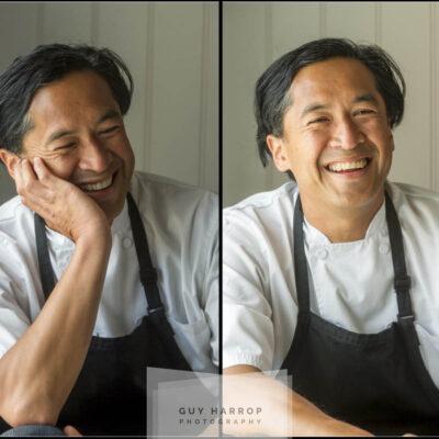 Jude Kerema chef © Guy Harrop 2021