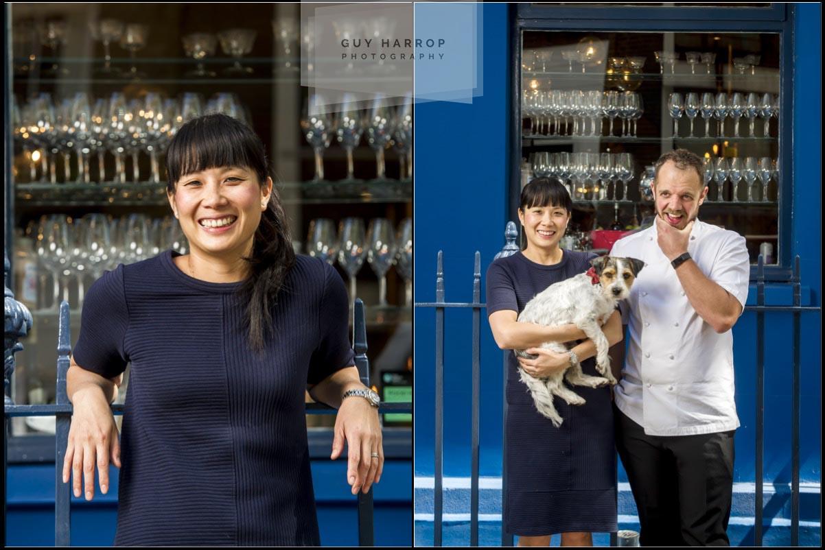 London chefs © Guy Harrop 2021