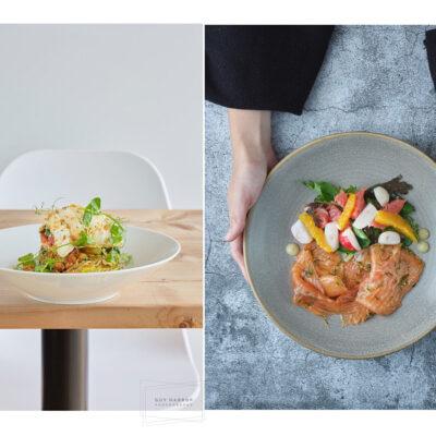 restaurant food photography © Guy Harrop 2021