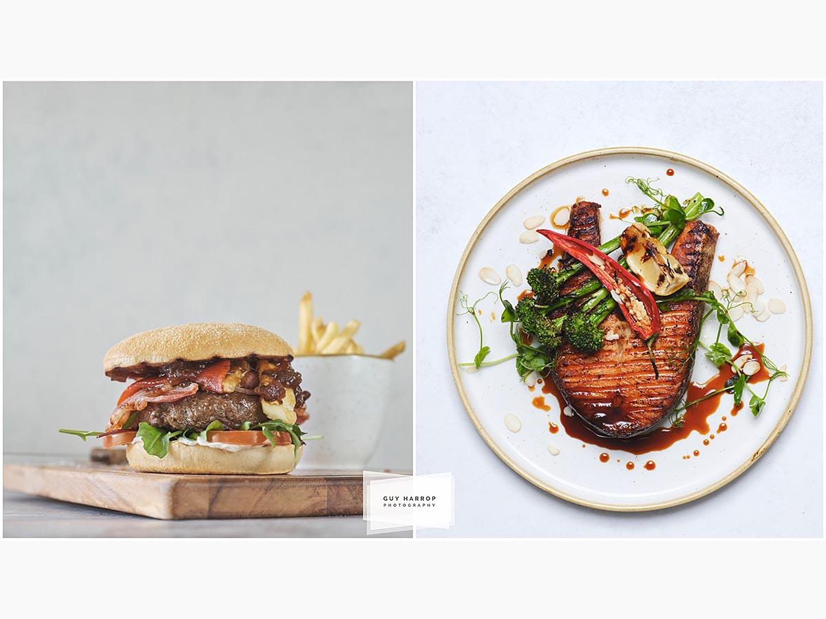 commercial restaurant photography © Guy Harrop 2021
