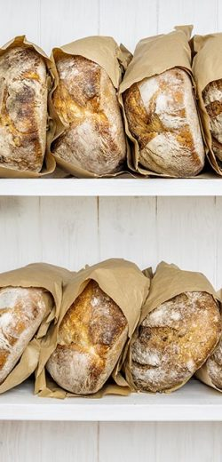 artisan bread photography