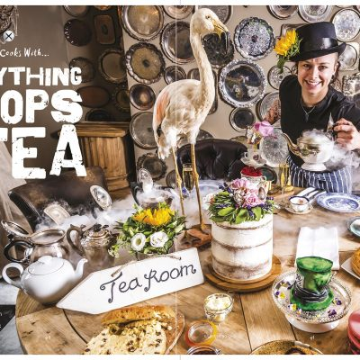 mad hatters tea party at Glazebrook House Hotel