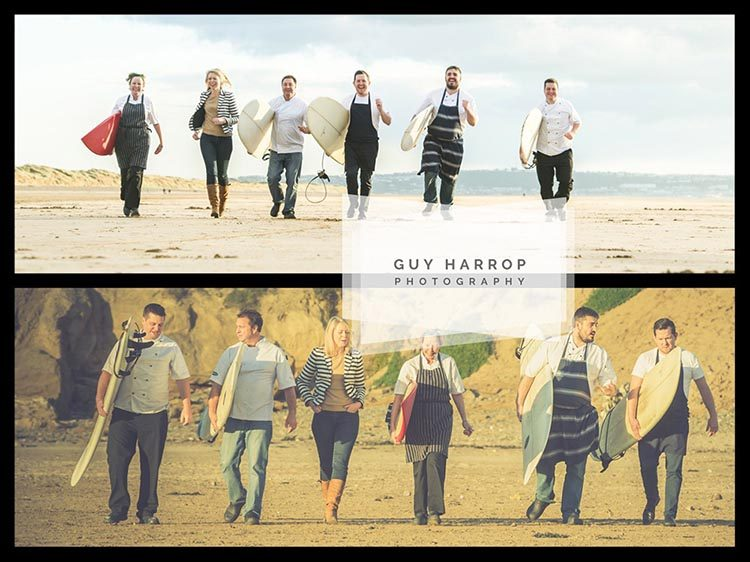 Photo by Guy Harrop. Pic of Trenchermans awards vceremony at Saunton Sands Hotel, Devon image copyright guy harrop info@guyharrop.com 07866 464282
