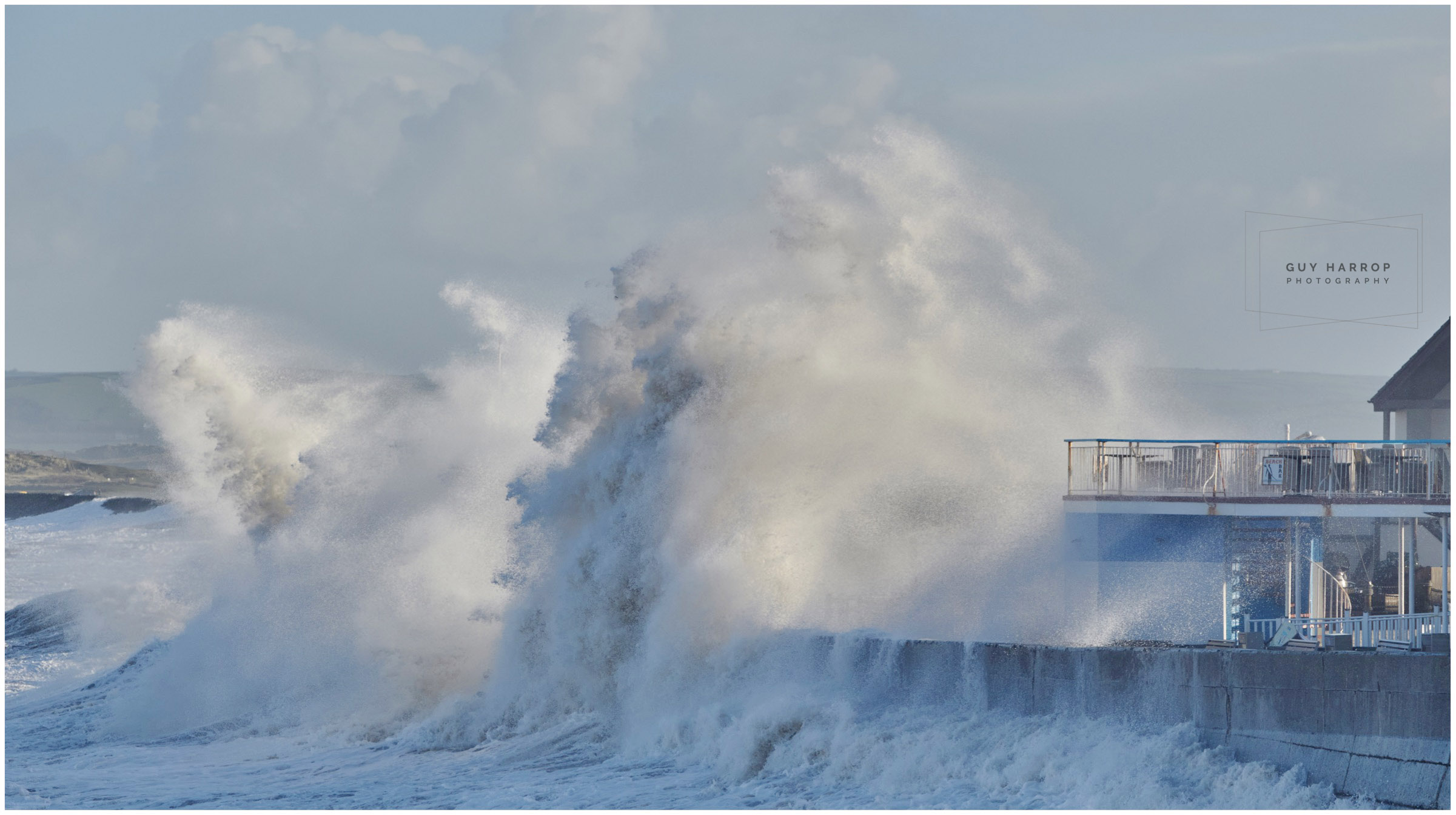 big wave photos south west uk