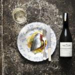 mackerel food photography
